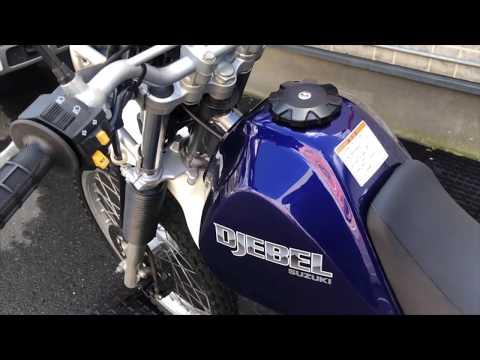 ジェベル200/スズキ 200cc 宮城県 YOU SHOP 黒松