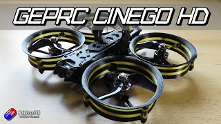 GepRC CineGO HD FPV Quad