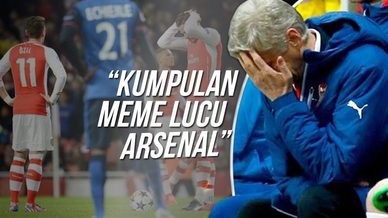 Gambar Meme Kocak Arsenal