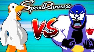 LOSER QUITS SPEEDRUNNERS FOREVER?? Speedrunners Funny Moments