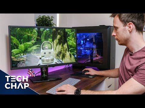 "ViewSonic XG2703 Review - 27"" 1440p 165hz G-SYNC   The Tech Chap"