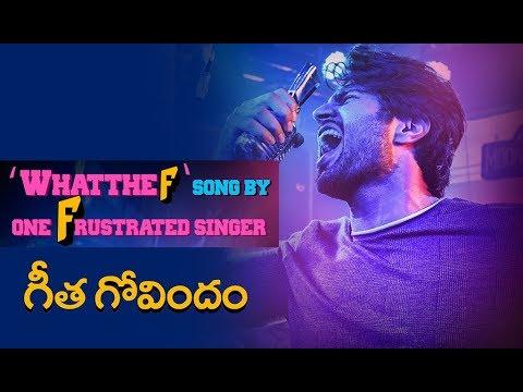 What The F Song By Vijay Deverakonda