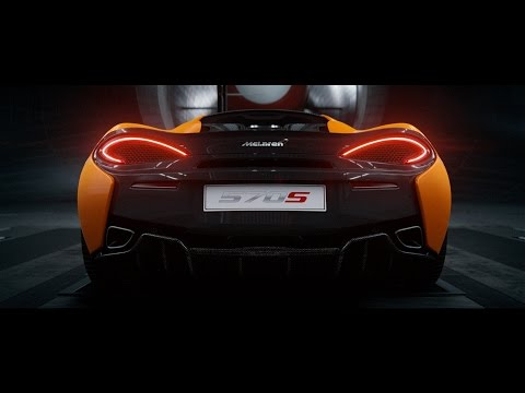 The McLaren 570S - #BlackSwanMoments