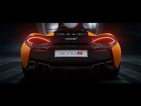The McLaren 570S - #BlackSwanMoments