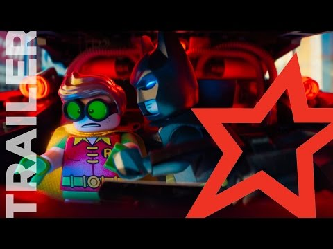 The LEGO Batman Movie - Movies For Juniors