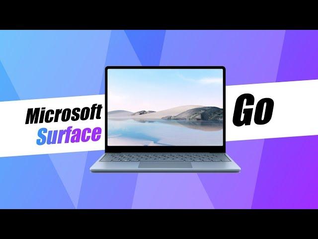 Giới thiệu Surface Laptop Go
