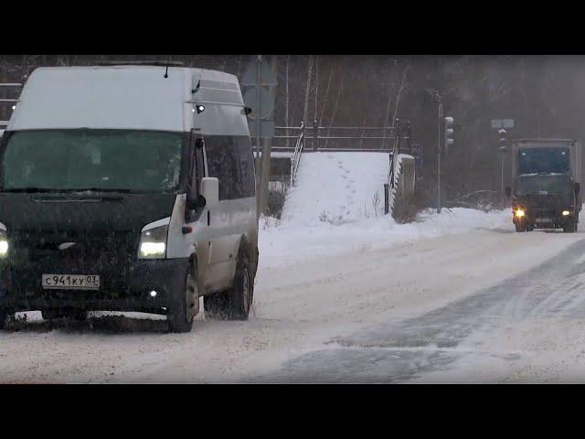 ГИБДД контролирует уборку снега