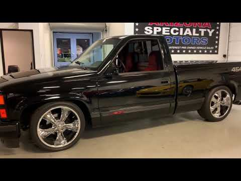 Download 1990 Chevrolet 454 Ss Pickup For Sale Video 3GP Mp4 FLV HD