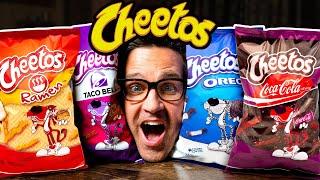 Will It Cheetos? Taste Test