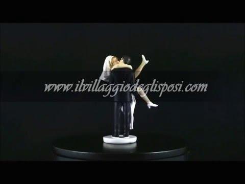 Video - Sposina con giarrettiera