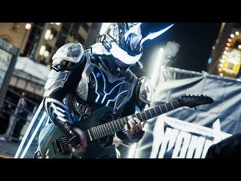 E.Ironbunny Three Shots Thruster MV
