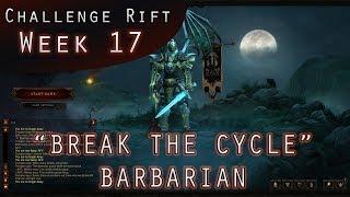 Week 17 Challenge Rift - Leapquake Barb (NA) (BREAK THE CYCLE)