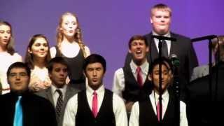 """""""Kia Hora Te Marino"""" - GHS Concert Choir"""