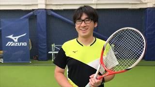 山本コーチのバックハンド動画!