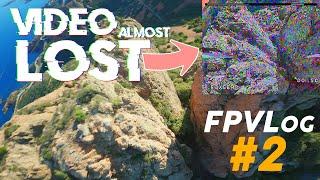 Cinematic FPV isn't so easy - FPVlog #2