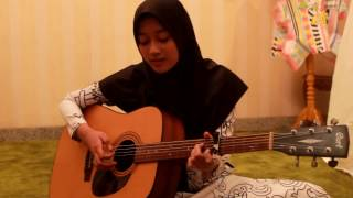 Video Maher Zain - Insya Allah Cover By Dinda Firdausa Accoustic Cover