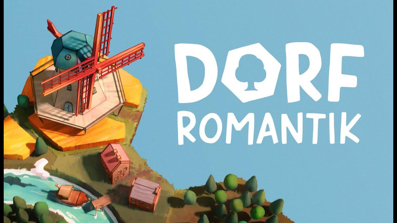 Dorfromantik Teaser Trailer