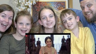 Ghar More Pardesiya | Kalank | American Reaction