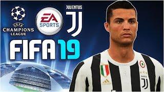 FIFA 19 КРИШТИАНУ РОНАЛДУ В ЮВЕНТУСЕ (Карьера за Ювентус ?)