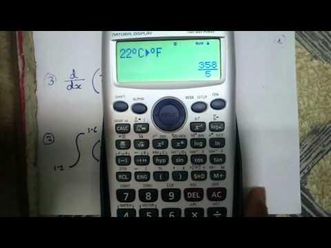 20 Cool Features Of Casio fx-991ES Scientific Calculator !!