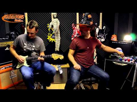 Hotone Pedal Review – A Spooktacular Halloween Special!!