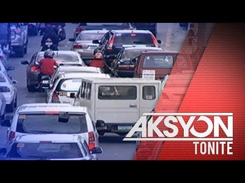 [News5]  Road reblocking, gagawin sa ilang kalsada sa Metro Manila