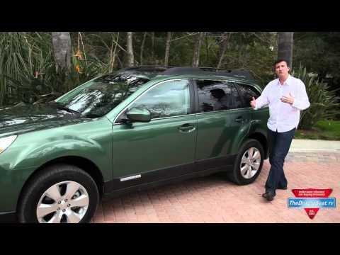 2012 Subaru Outback 3 6R Review | Car Reviews and news at CarReview com