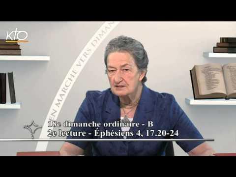 18e dimanche ordinaire B - 2e lecture