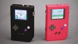 Build Your Own Game Boy!    Game LÜT #26