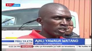 Watu watano wauawa na watisa wajeruhiwa katika ajali eneo Malili  | KTN Mbiu