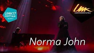 UMK17 // NORMA JOHN: Blackbird (Live)