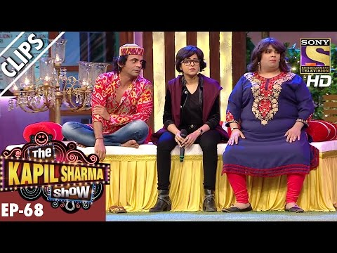 Duplicates of Anu Malik, Farah Khan and Sonu Nigam - The Kapil Sharma Show – 18th Dec 2016