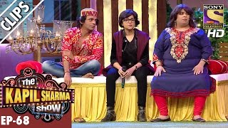 Duplicates Of Anu Malik Farah Khan And Sonu Nigam  The Kapil Sharma Show – 18th Dec 2016