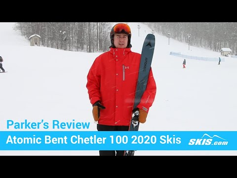 Video: Atomic Bent Chetler 100 Skis 2020 16 50