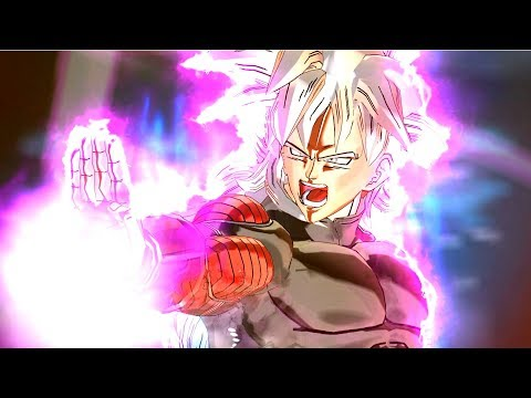 I Fused Ultra Instinct And Hakai Together In Dragon Ball Xenoverse 2 Mods!