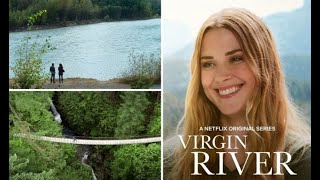 Where is located virgin river