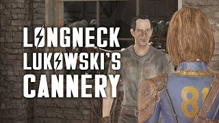 The Full Story of Longneck Lukowski's Cannery, Theodore Collins, & Trader Rylee