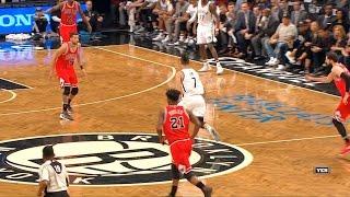 Jeremy Lin Highlights - 4/8/17 Bulls at Nets