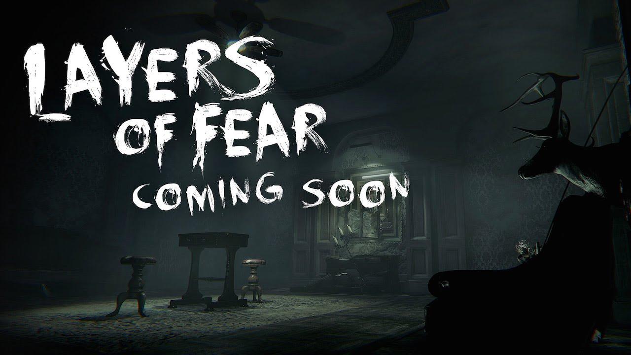 Der Psycho-Horror-Titel Layers of Fear erscheint nächsten Monat für PS4