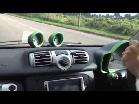 QuickCharge: Smart ForTwo Electric Drive (Mark drives)