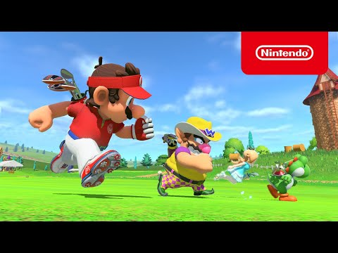 Mario Golf: Super Rush - Overview Trailer - Nintendo Switch