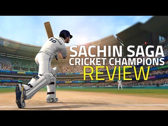 rozmiar 40 Kup online dostać nowe Sachin Saga Cricket Champions Review | NDTV Gadgets360.com