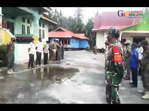 VIDEO: Pertahankan Nol Kasus, Razia Masker Digelar di Kuala Kampar