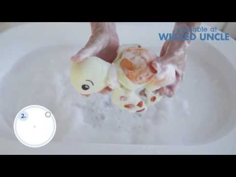 Youtube Video for Dolphin Soapsox - Playtime to Bathtime