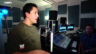 WWE All Stars: John Morrison tours THQ Video