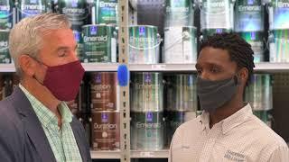 Meet Herman Wheeler,  Store Manager of Sherwin Williams in Westfield