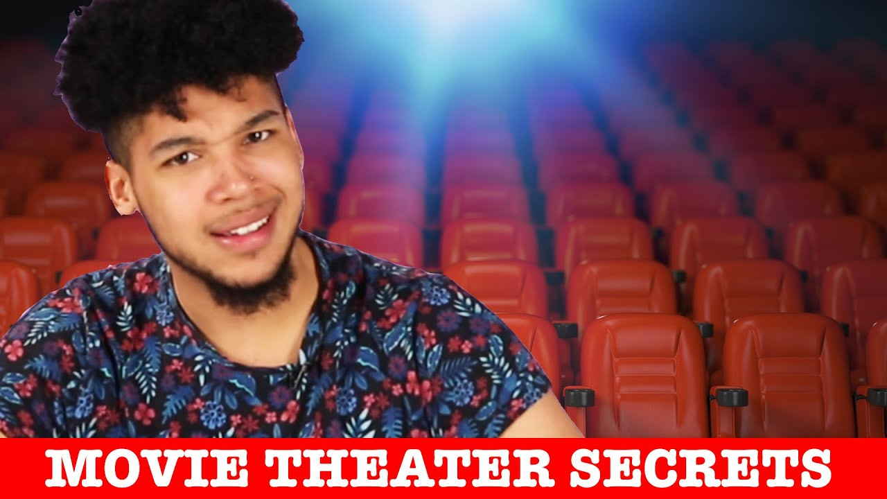Movie Theater Employees Reveal Secrets About Movie Theaters thumbnail