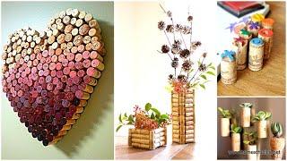 53 Nice Genius DIY Wine Cork Crafts Ideas Recycled Wine Corks Design Ideas