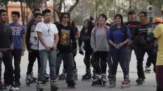 Central 11 TV - Rollers en México