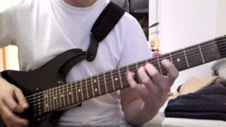 Calling in Silence Guitar Cover.MP4